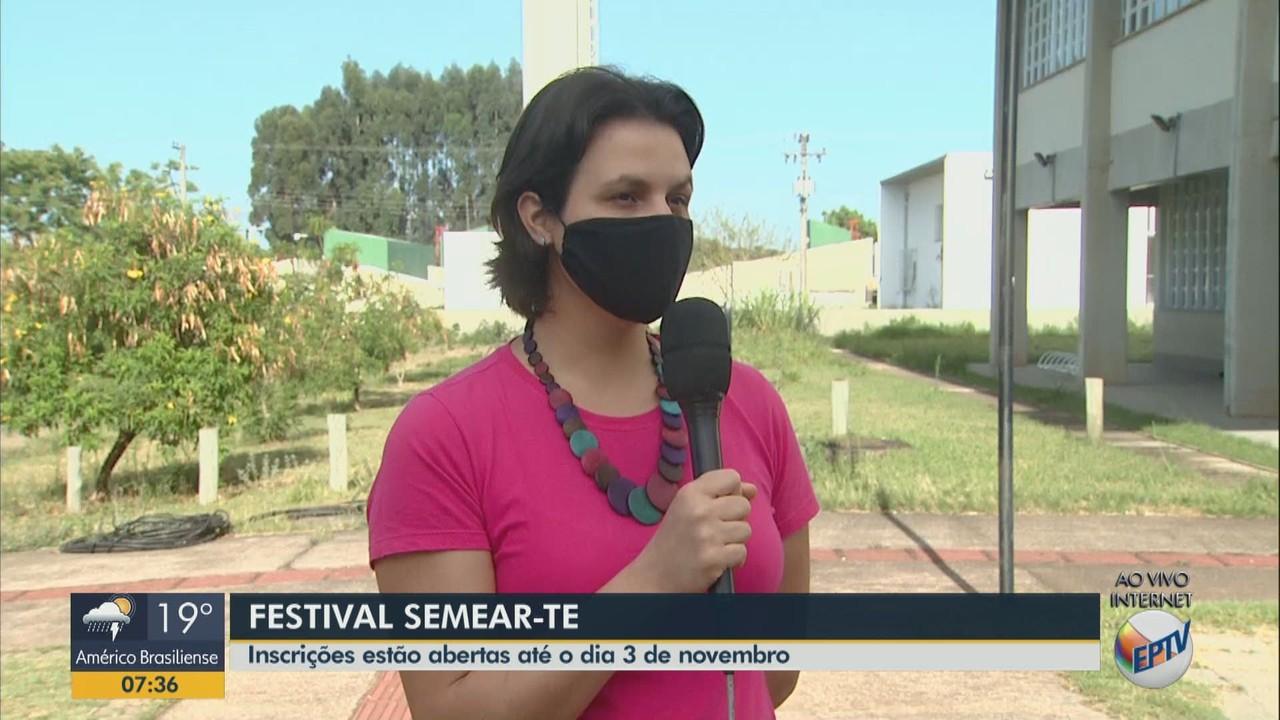 Festival SemeAR-TE estimula a expressão de crianças e adolescentes durante a pandemia