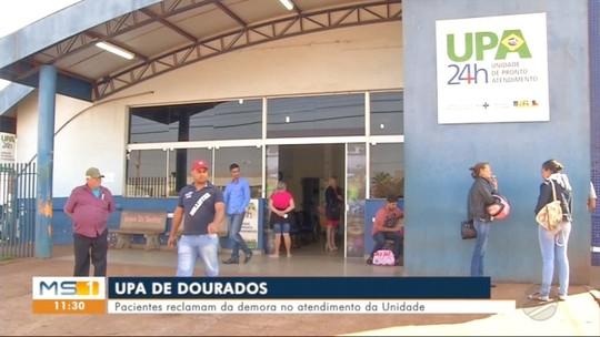 Pacientes reclamam da falta de médicos na rede pública de saúde em Dourados