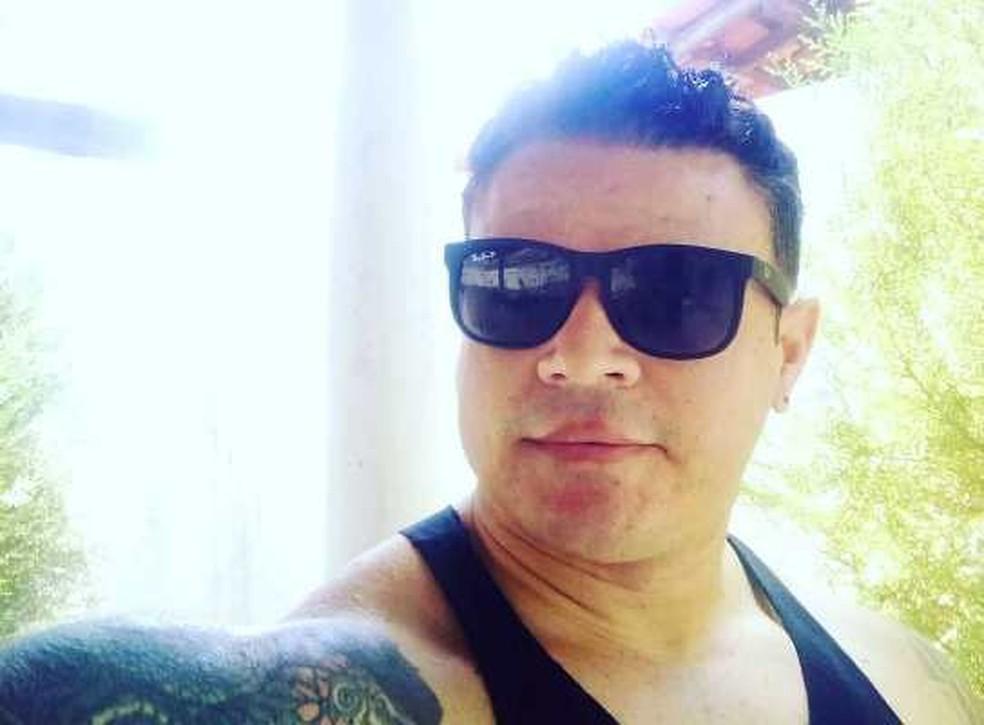 Boxeador Jonas de Andrade Carvalho Filho — Foto: Arquivo Pessoal