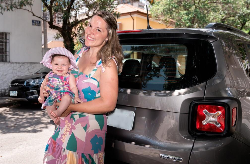tijana-dsc09982-marcelo-brandt-g1 Locadoras 'turbinam' vendas de veículos, viram rivais de concessionárias e mudam jeito de ter carro