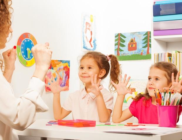 escola_classe_professora_aluno_aula_educação (Foto: thinkstock)