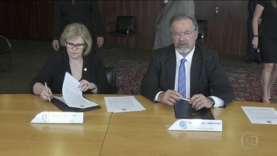 PF investigará ameaça enviada por e-mail a Rosa Weber, diz ministro
