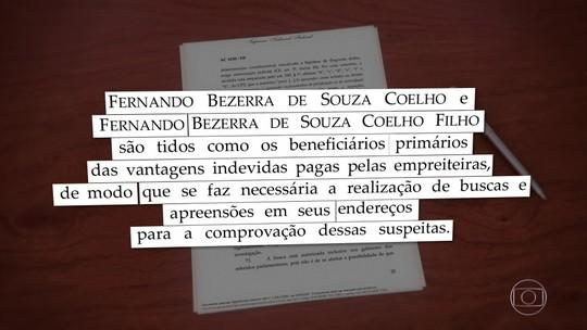 Polícia Federal faz buscas na casa e no gabinete do senador Fernando Bezerra (MDB-PE)