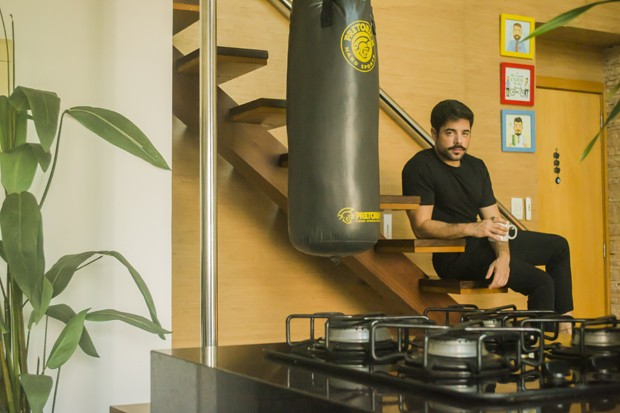 """Pedro Carvalho: """"O habitar é muito importante para mim"""" (Foto: Divulgação)"""