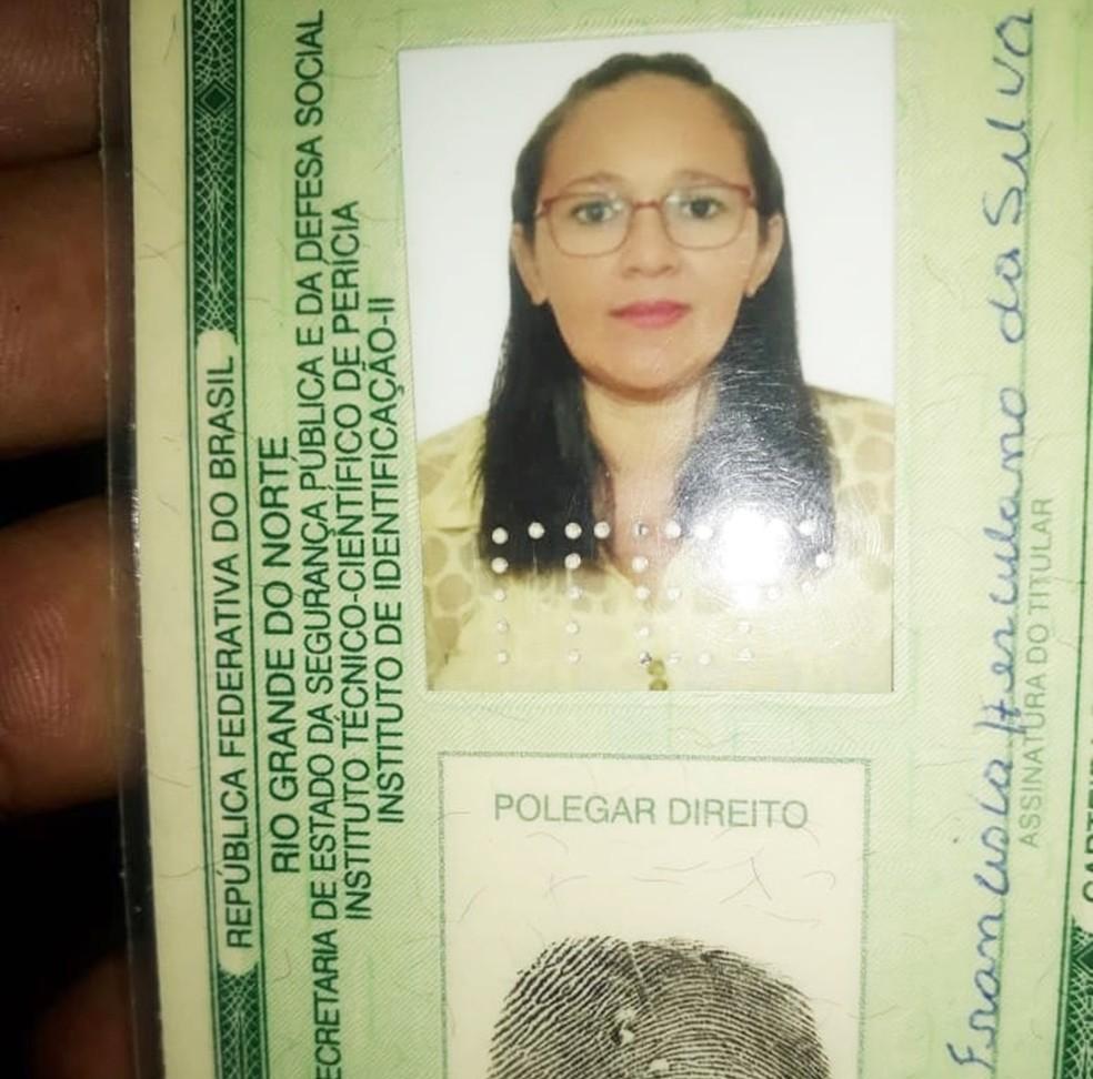 Maria Francisca Herculano da Silva, de 37 anos — Foto: Polícia Civil do RN/Divulgação