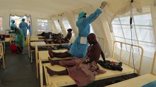 Aviões da FAB com ajuda humanitária chegam a Beira