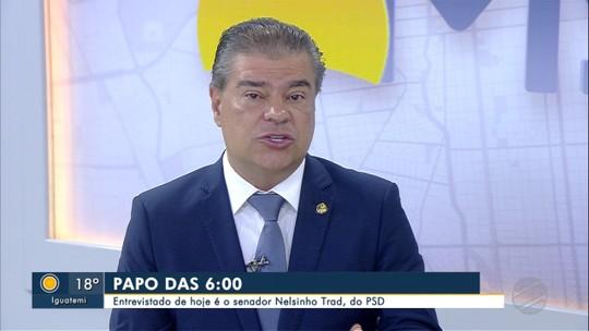 Indicação de Eduardo Bolsonaro não é nepotismo, diz presidente da Comissão de Relações Exteriores do Senado