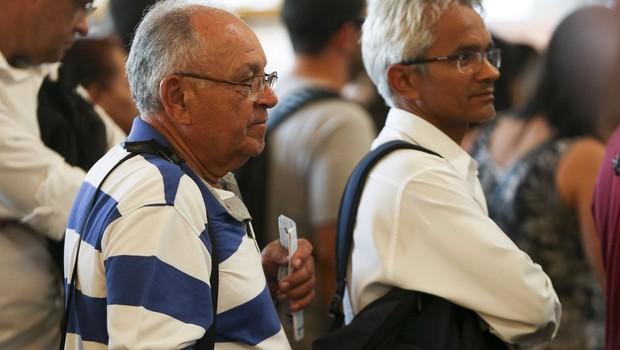 Previdência, aposentadoria, fila, caixa, inss, reforma, aposentado (Foto: Marcelo Camargo/Agência Brasil)