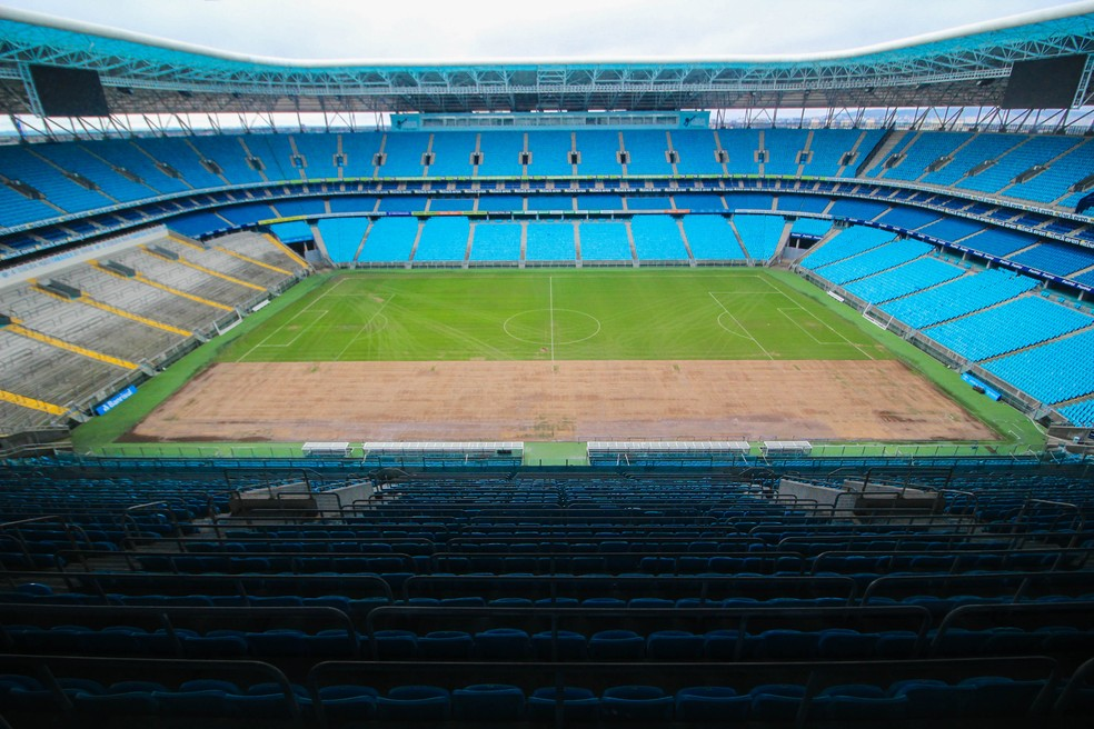 Arena pode sediar Copa América 2019  (Foto: Divulgação)