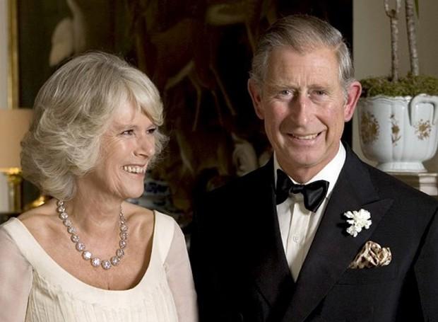 Príncipe Charles e Camilla (Foto: Hugo Burnand/Clarence House/ Reprodução)