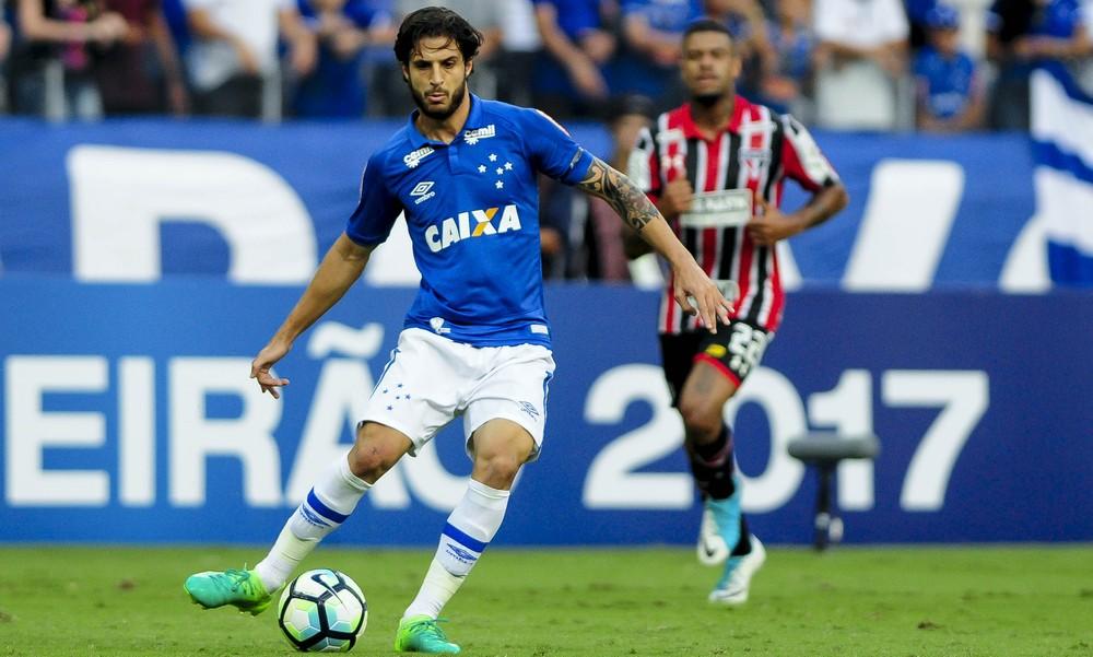 Cruzeiro garante paz com o São Paulo e crê em acerto por Hudson até segunda