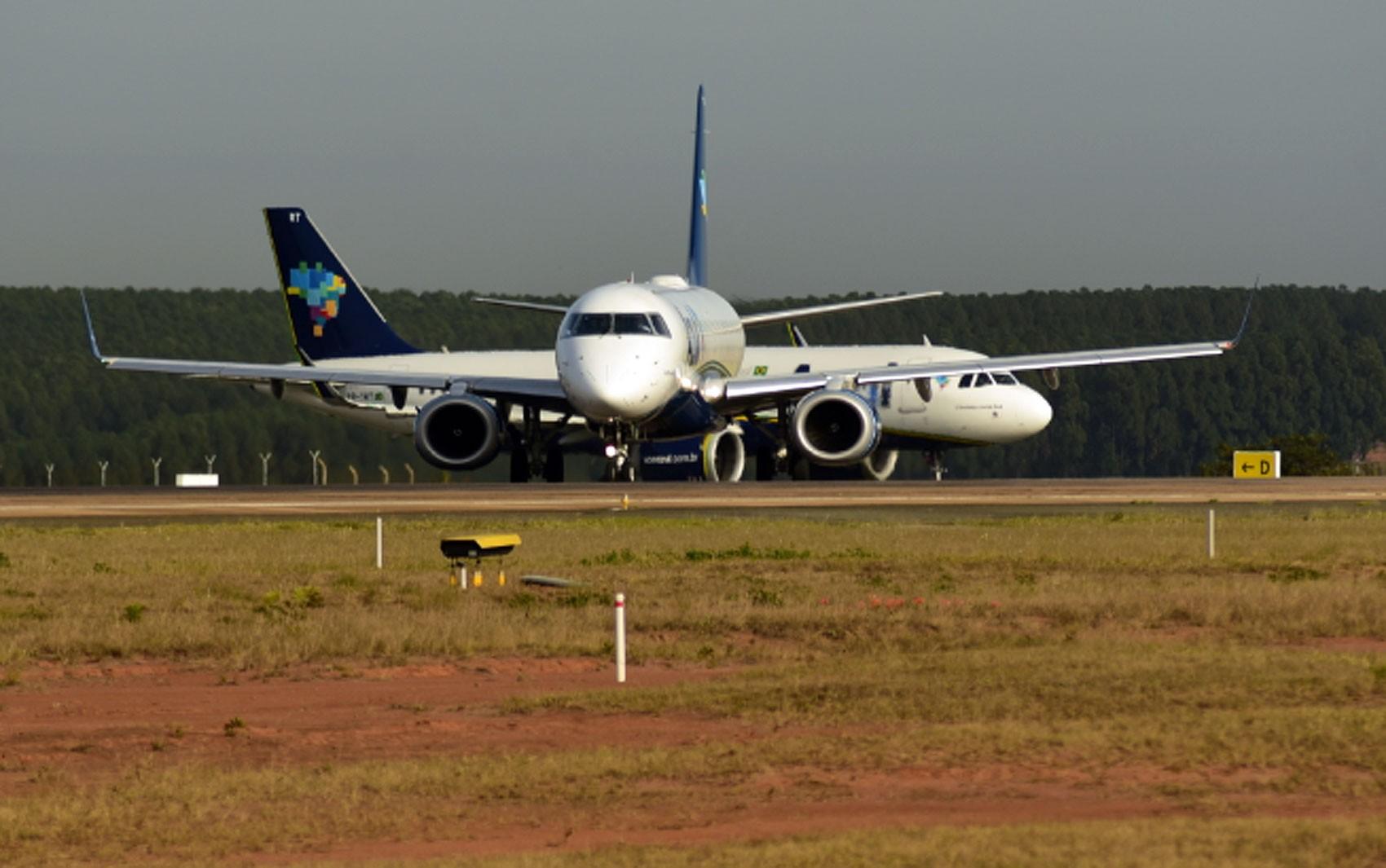 Azul fecha acordo com arrendadores de aeronaves