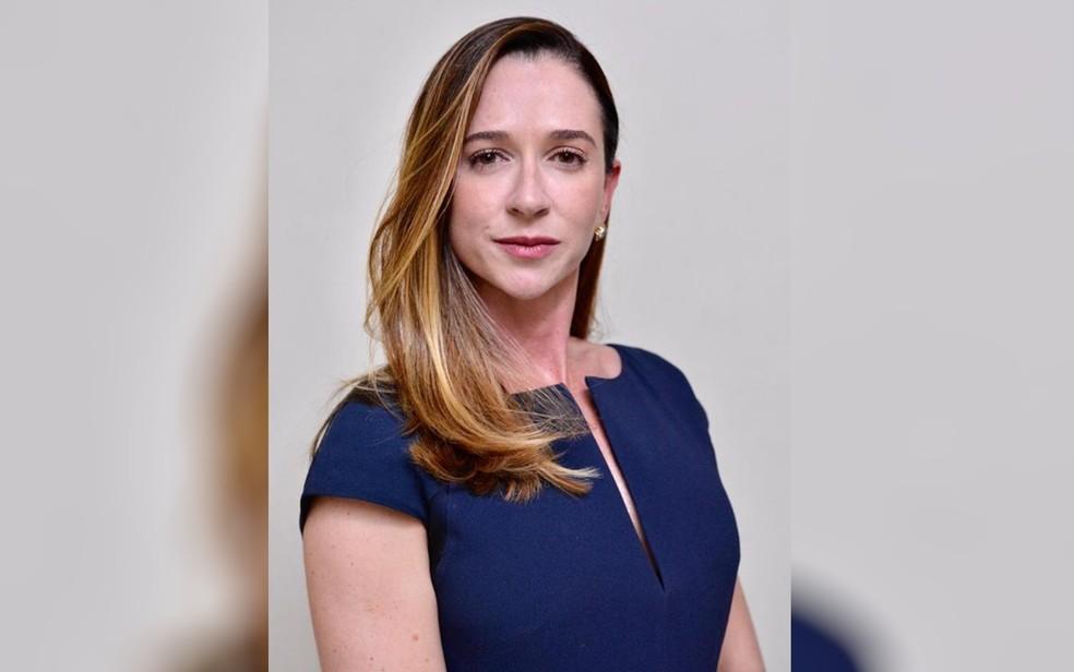 Juliana Pereira Diniz Prudente – Procuradoria-Geral do Estado de Goiás — Foto: Reprodução/Facebook