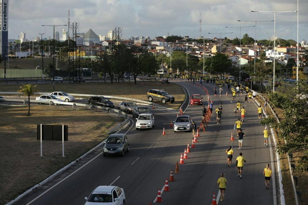 Segunda edição da Corrida PRF 191 será realizada neste sábado — Foto: Divulgação
