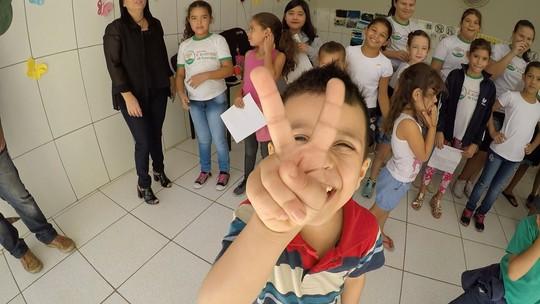 Projeto 'Sementinhas da Esperança' se mobiliza para ajudar crianças da comunidade