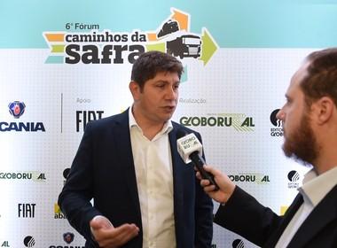 Cláudio Graeff-Abag-caminhos da safra-fórum (Foto: Reprodução/Globo Rural)