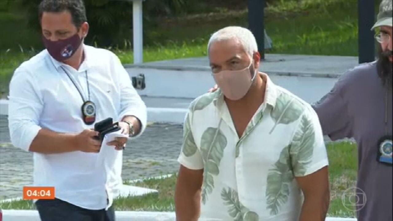 Defesa de Belo pede habeas corpus e alega que prisão do cantor foi ilegal