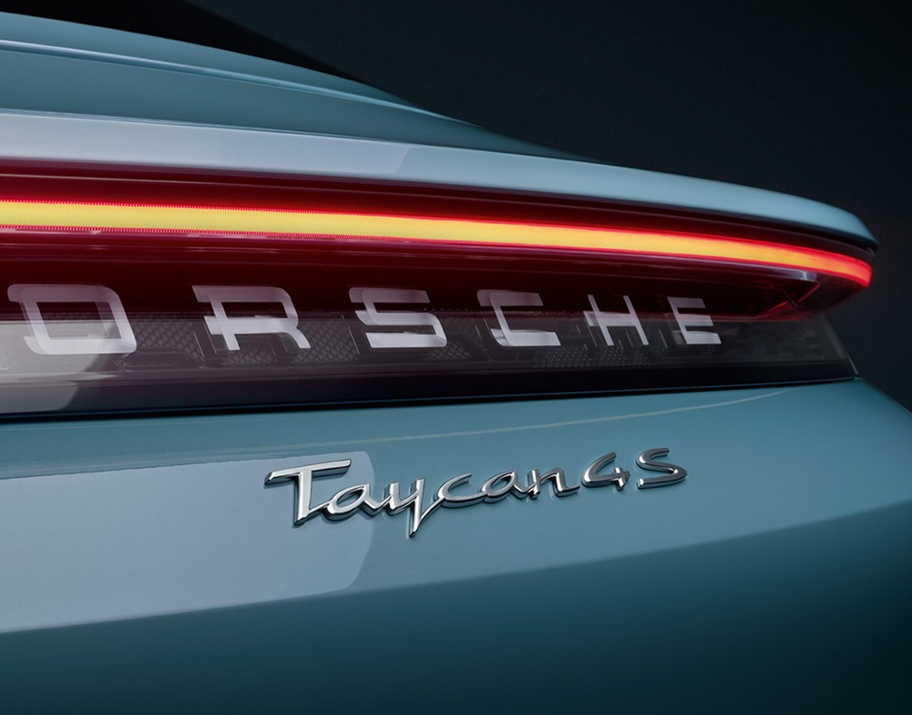 Porsche Taycan 4S - Photo: Disclosure
