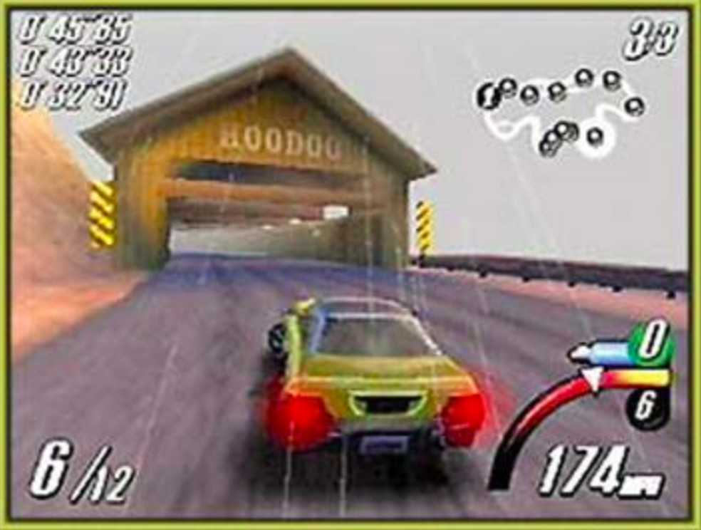 Top Gear Overdrive era mais rápido com carros mais difíceis de controlar — Foto: Reprodução/Felipe Vinha