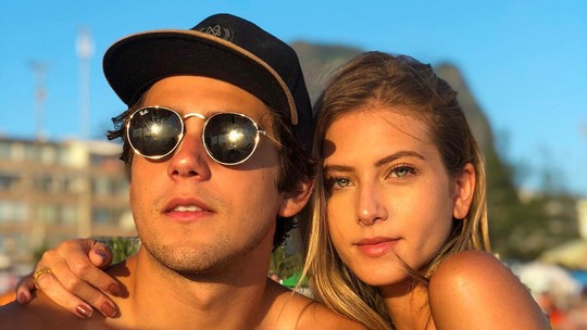 Daniel Rangel e Hanna Romanazzi contam como se conheceram para o 'Vídeo Show'
