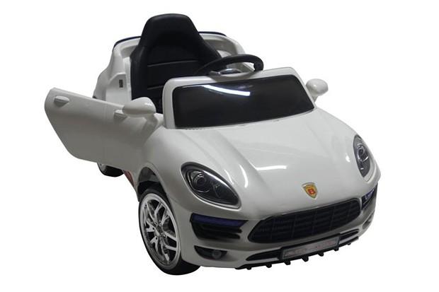 Porsche Cayenne elétrico para crianças (Foto: Divulgação)