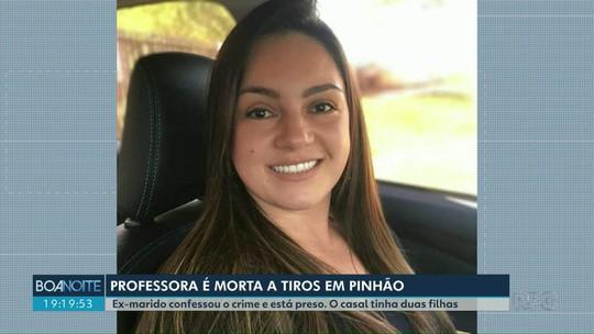 Professora que foi morta a tiros em Pinhão tinha medida protetiva contra o ex-marido, diz delegado