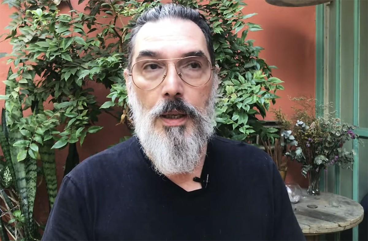 Lobão pega 'Trem de doido' em projeto com músicas de Aldir Blanc, Chico Buarque e Zé Rodrix | Blog do Mauro Ferreira