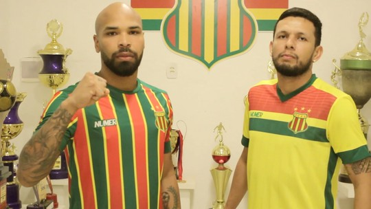 Veja as novas camisas do Sampaio Corrêa para temporada 2020