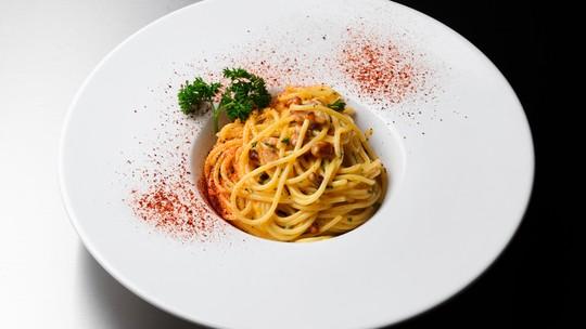Spaghetti Alla Carbonara do Rafael Lorenti