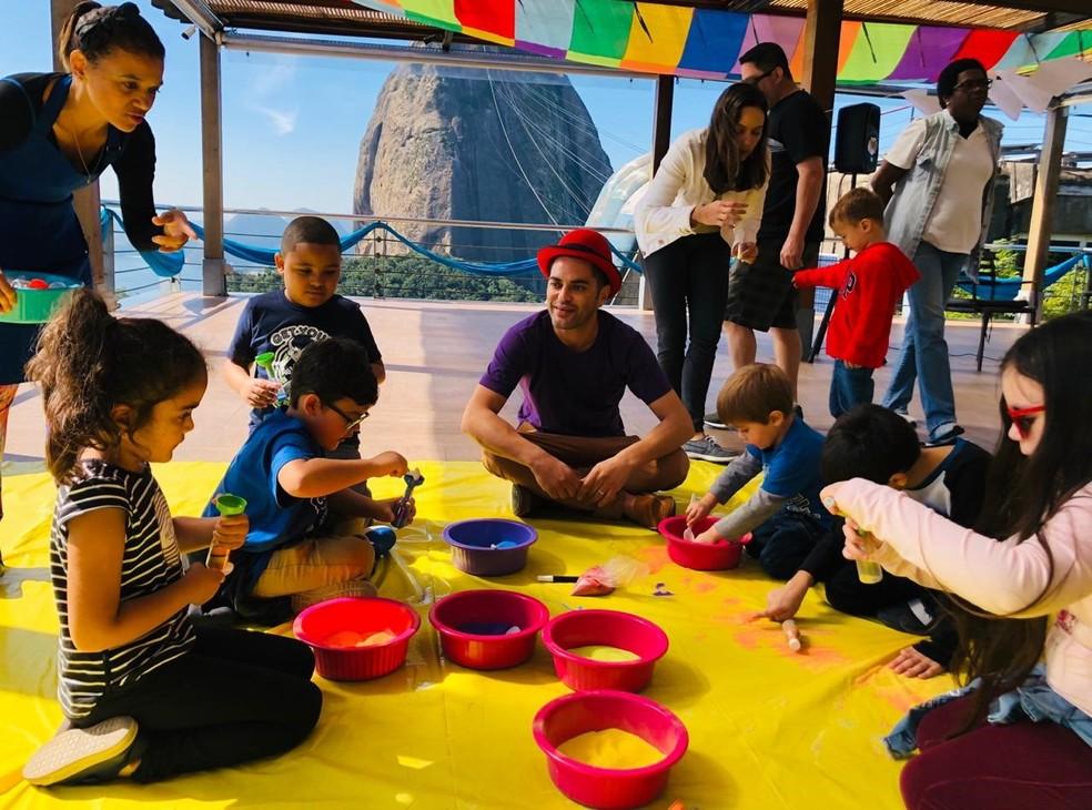 b7c94ba30d33 ... O Bondinho Pão de Açúcar, na Urca, tem programação de férias especial  para crianças