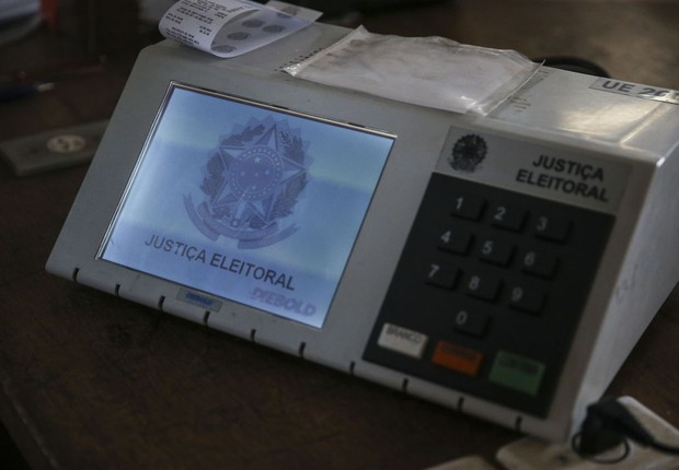 urna eletrônica, eleições no brasil, eleição, democracia (Foto: José Cruz/Agência Brasil)