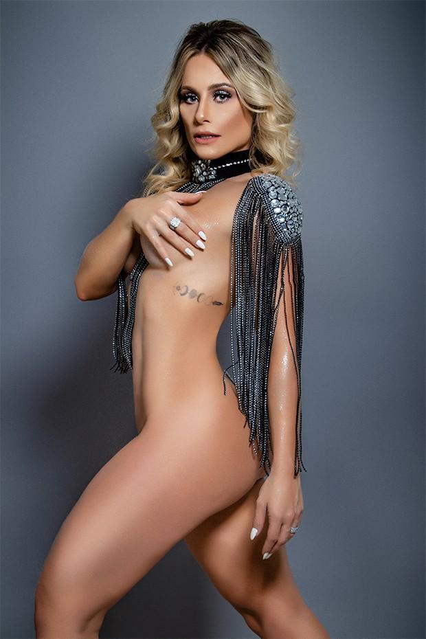 Giselle Prattes (Foto: Sergio Baia)