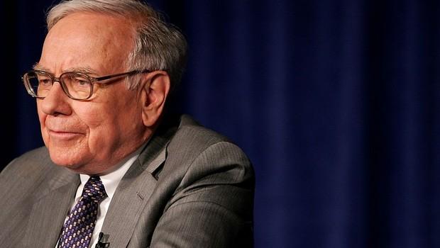 O bilionário Warren Buffett (Foto: Spencer Platt/Getty Images)