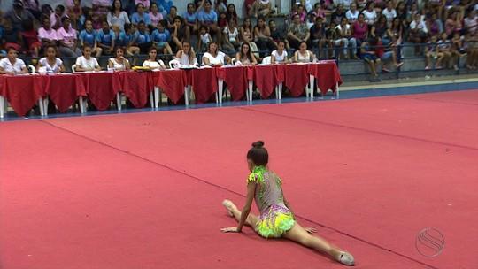 Ginástica e atletismo movimentam os Jogos Escolares TV Sergipe