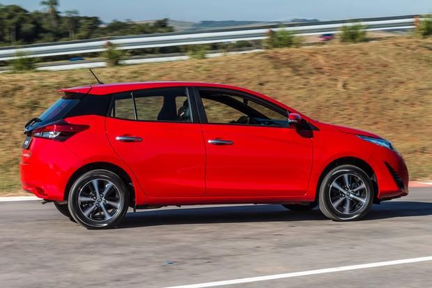 Toyota Yaris: todos os preços, versões e custos do hatch e do sedã
