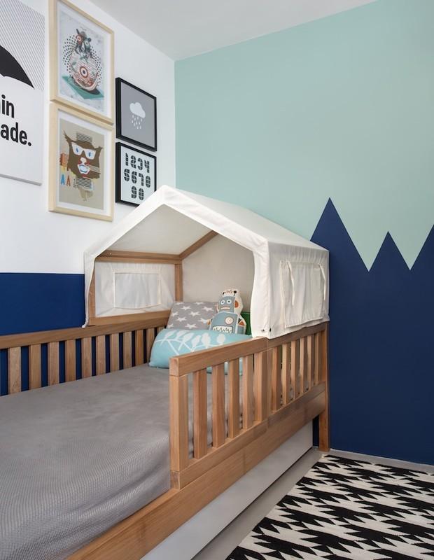 decoração-quarto-bebê-infantil-criança (Foto: MCA Estúdio/Divulgação NaToca)