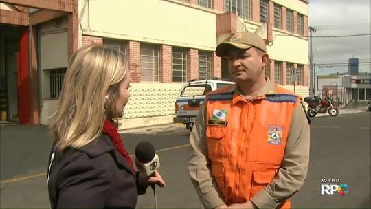Bombeiros da região concentram postos de coleta de doações para atender famílias em Sengés