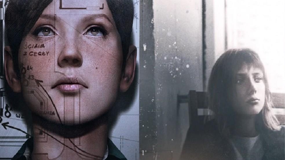 Zofia e Ela, respectivamente, ainda jovens — Foto: Divulgação/Ubisoft