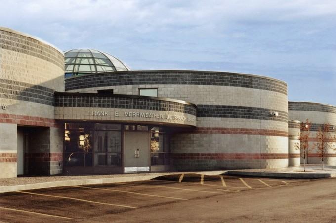 Biblioteca Frank E. Merriweather Jr. (Foto: Divulgação)