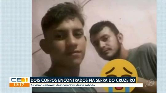 Casal achado morto foi arremessado do topo de serra após ser assassinado no Ceará