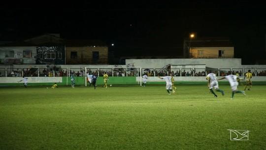 Pinheiro tem vantagem contra Maranhão na decisão da Copa FMF
