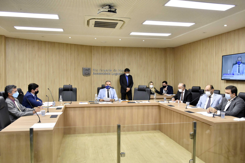 CPI da Covid é instalada na Assembleia Legislativa do RN