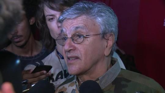 'É a 1ª vez que sou impedido de cantar no período democrático', diz Caetano sobre proibição a show em ocupação do MTST