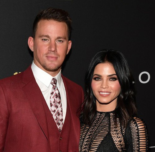 Channing Tatum e Jenna Dewan (Foto: Getty Images)