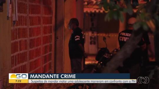 Dois homens morrem em confronto com a Rotam após serem indicados como suspeitos de encomendar morte de adolescente