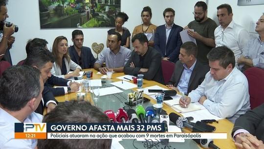 Parentes de vítimas de operação em Paraisópolis depõem à polícia