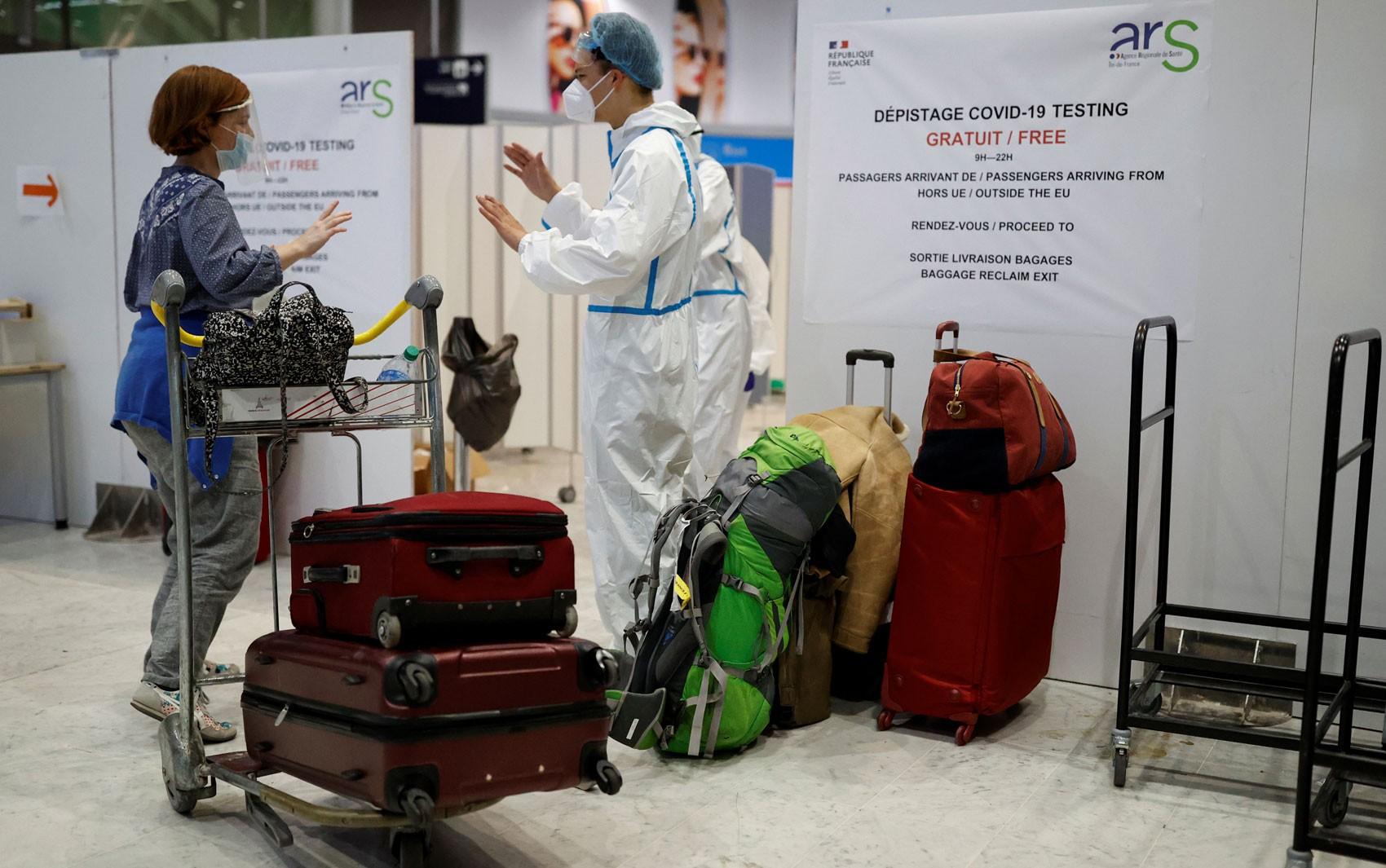 Por causa da Covid, bolsistas brasileiros são impedidos de estudar na França; indianos obtiveram permissão para viajar
