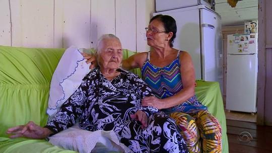 Com 112 anos, idosa de Três Passos pode ser uma das pessoas mais velhas do mundo