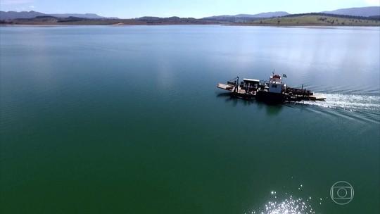 Imenso lago que banha 34 municípios é conhecido como 'mar de Minas'