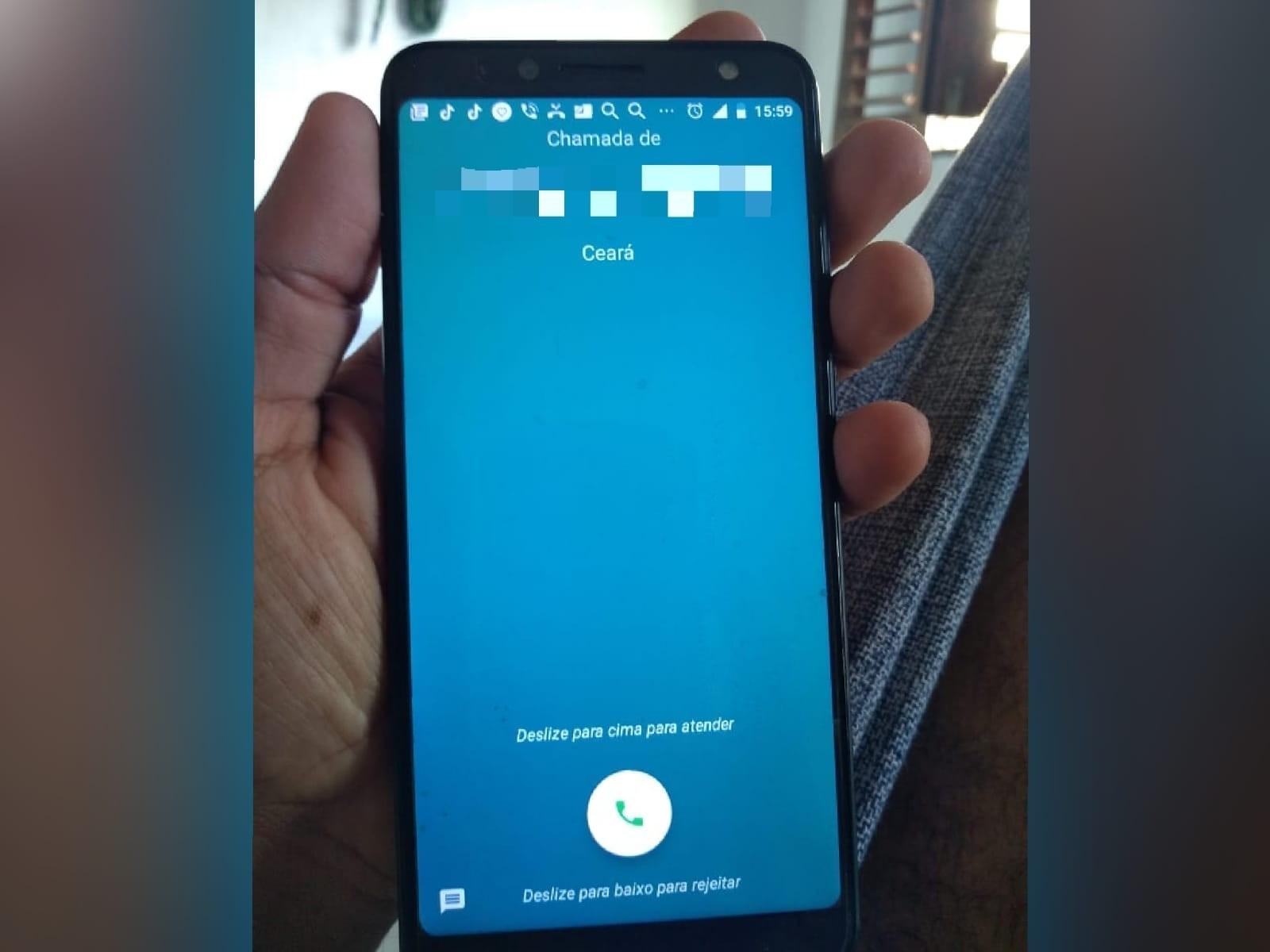 Pelo menos 21 consumidores entraram em contato com o Procon Fortaleza relatando recebimento de ligações do próprio número